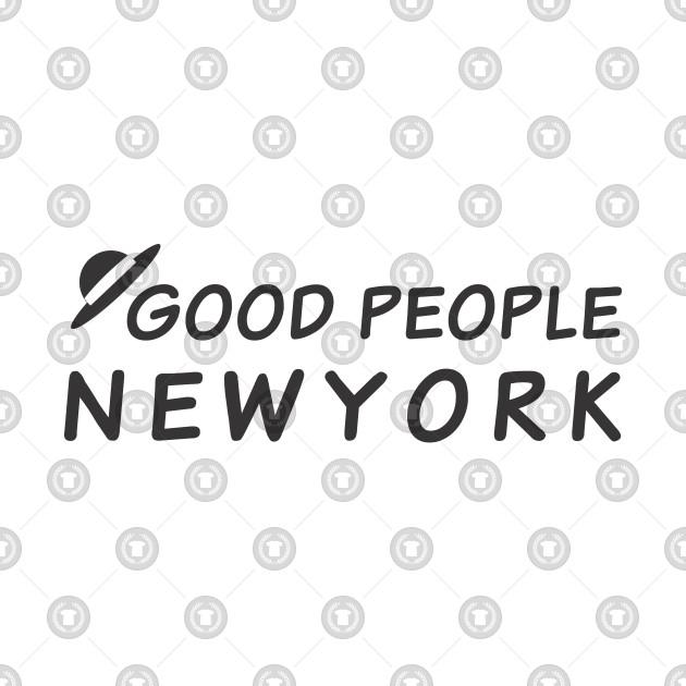 good people newyork