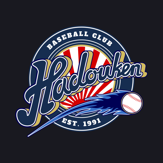 Hadouken Baseball Club