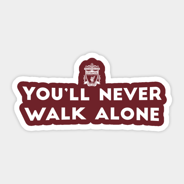 YOU NEVER WALK ALONE | #chingzhandlettering | ARMYs Amino