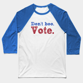 38edb7c4 Not Voting Baseball T-Shirts | TeePublic