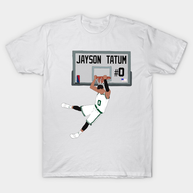 low priced 64f83 e9009 Jayson Tatum Dunk