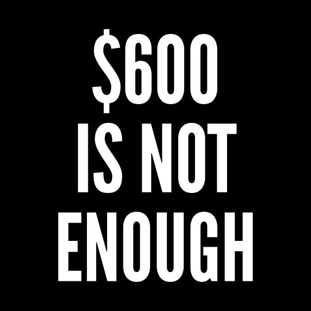 600 Is Not Enough