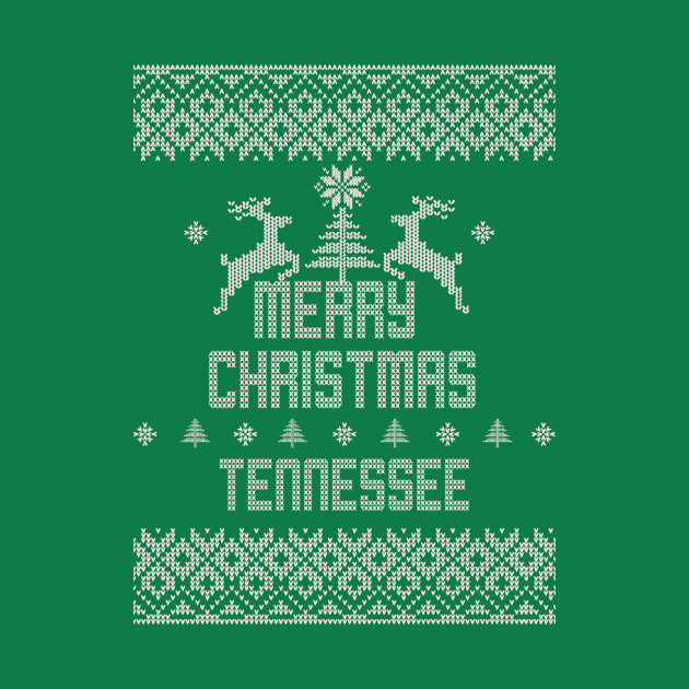Merry Christmas Tennessee