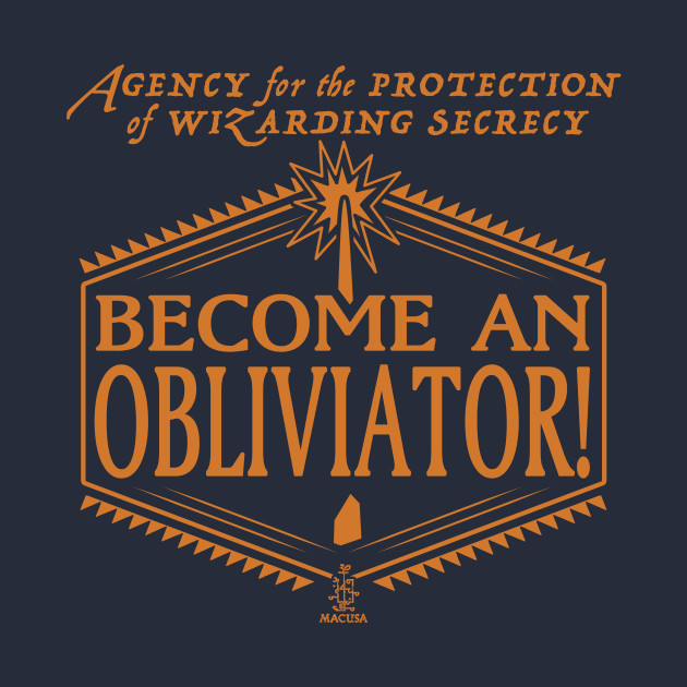 Obliviator - Harry Potter - Crewneck Sweatshirt | TeePublic
