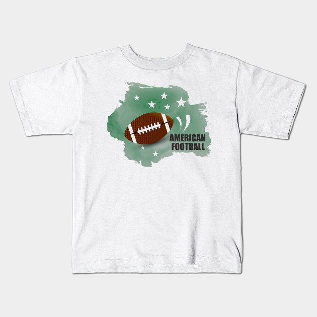 636d63d24 American Football Green Watercolor Background - American Football ...