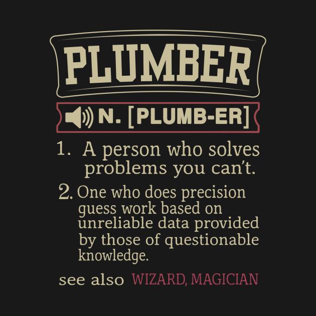 plumber dictionary