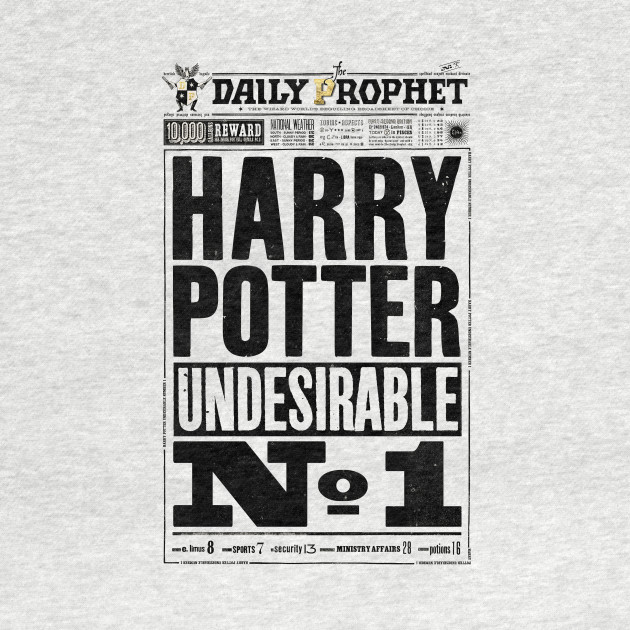 Harry Potter: Undesirable No. 1