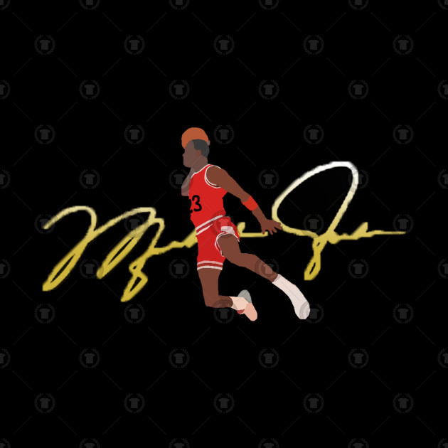 regard détaillé b5354 a9922 Michael Jordan Signature Dunk by xavierjfong