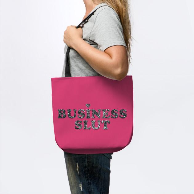 Jenna Maroney's Business Slut shirt