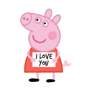 Peppa Pig T Shirts Teepublic