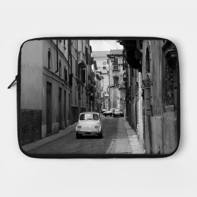 Cinquecento Fiat 500 Verona BW