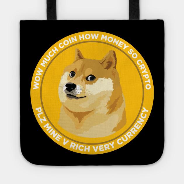 Dogecoin Blockchain - Digital HODL Cryptocurrency
