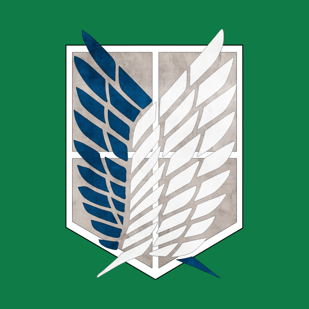 Attack On Titan: Survey Corps logo