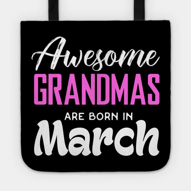 Grandma Birthday Shirts Tote