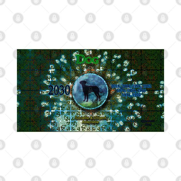 Zo-Disc Dog with background v1