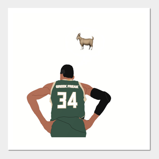 The Goat may be a Buck
