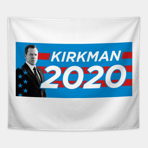 Designated Survivor Schedule 2020 Designated Survivor   Kirkman 2020   Designated Survivor