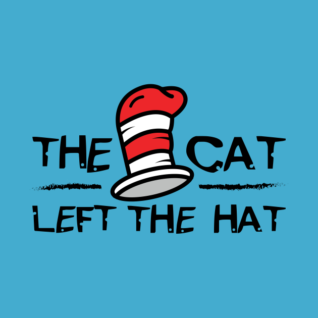 THE CAT LEFT THE HAT