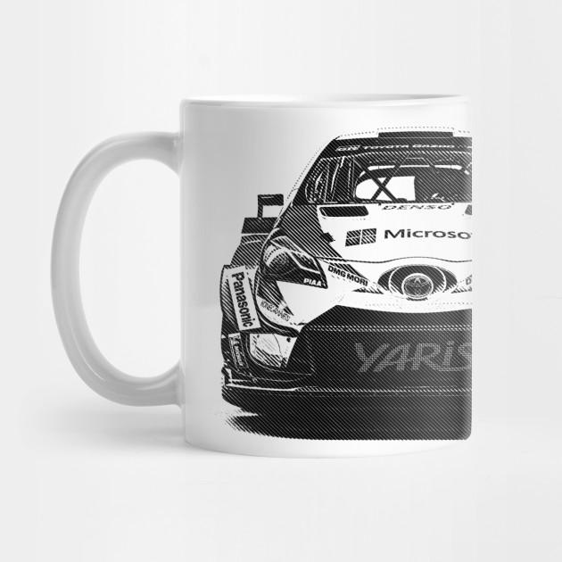 Toyota Yaris Wrc 2018 By Leonardo68