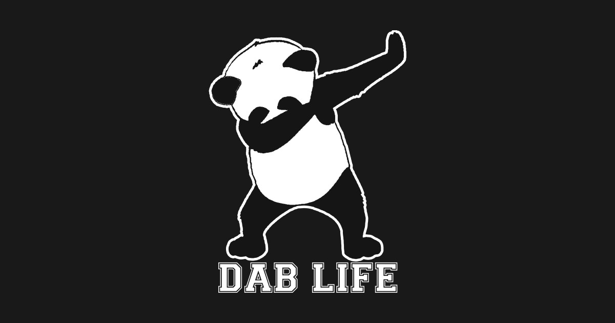 This 732823 Panda Dab Life. For more detail please visit source with ...