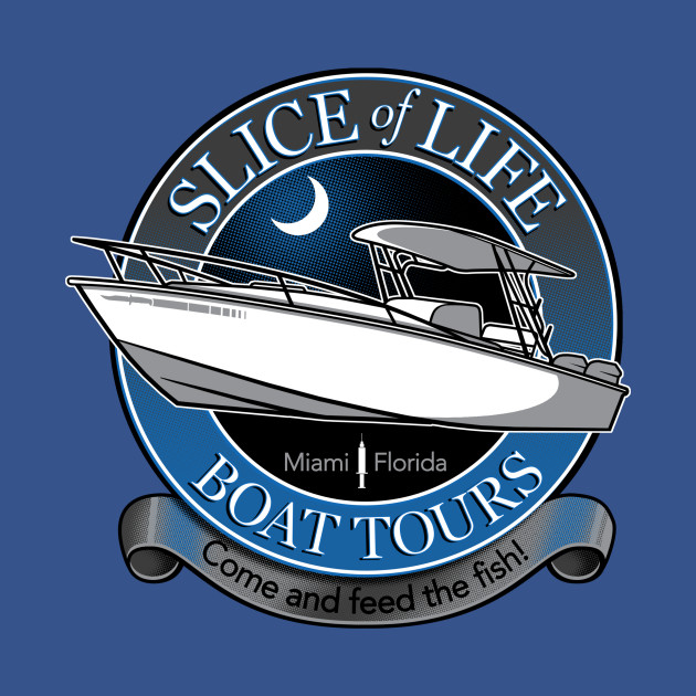 Slice Of Life Boat Tours