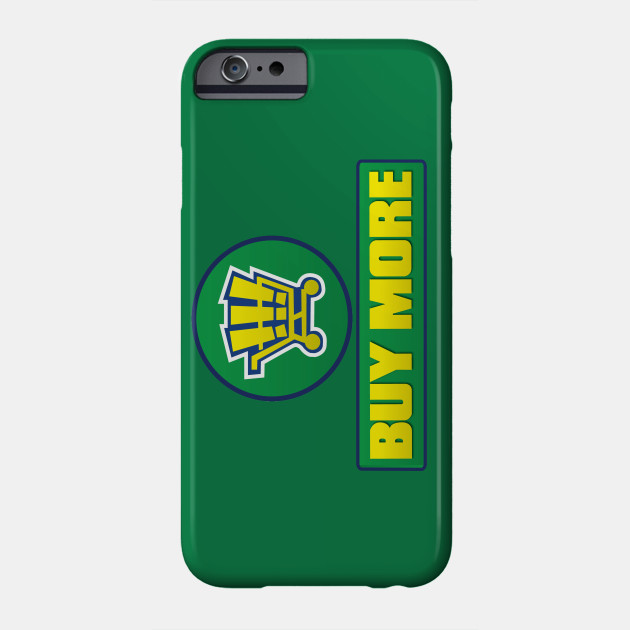 Chuck Bartowsky Logo Buy More iphone case