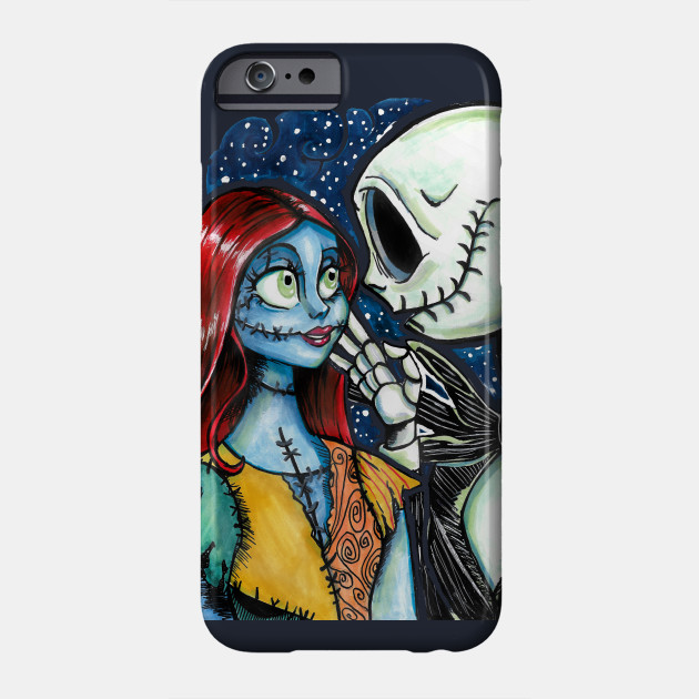 Nightmare Before Christmas Phone Case.Nightmare Before Christmas