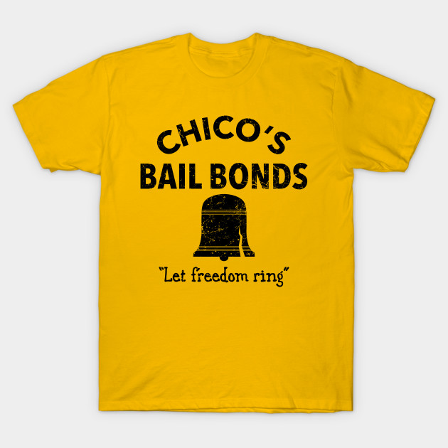 25d8ac8d5373 CHICO'S BAIL BONDS - Bad News Bears - T-Shirt | TeePublic