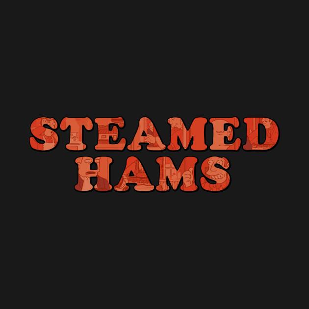 Steamed Hams - Red Logo
