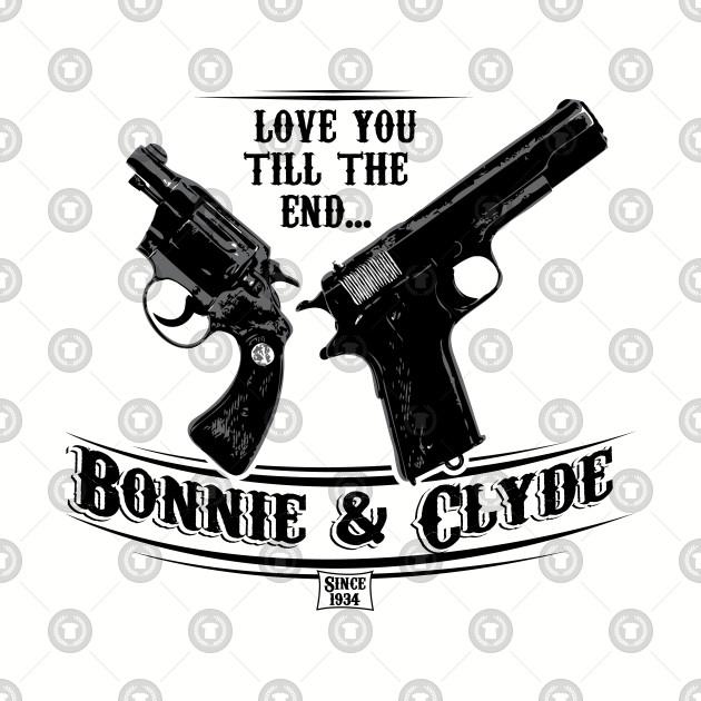 Bonnie & Clyde by bobhenley