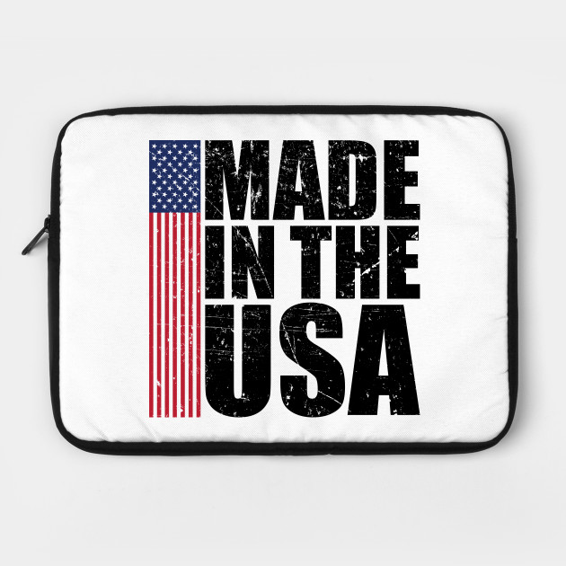 Made In The USA Perfect 4th of July Patriotic Gift