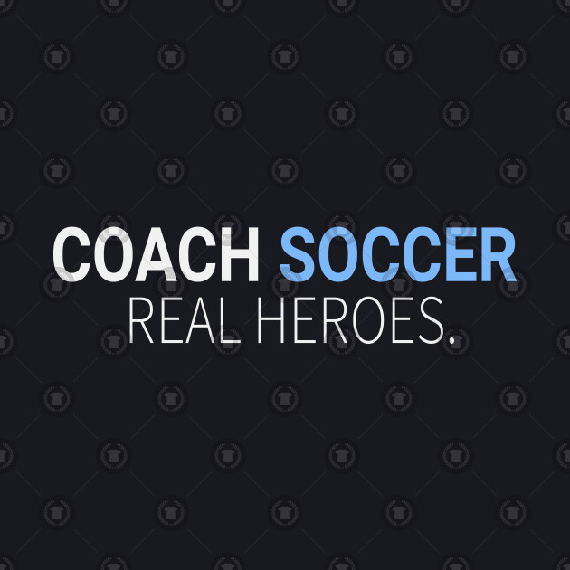Coach Soccer Real Heroes