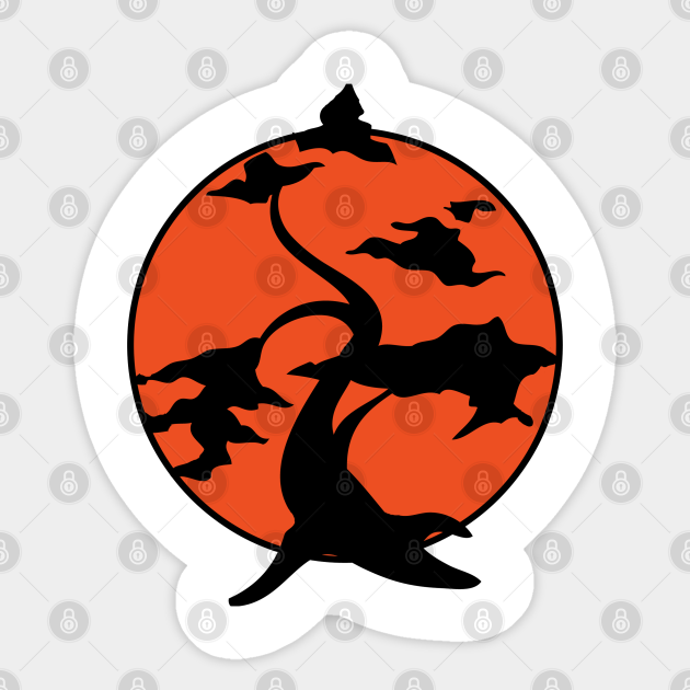 Miyagi Bonsai Tree Karate Kid Sticker Teepublic