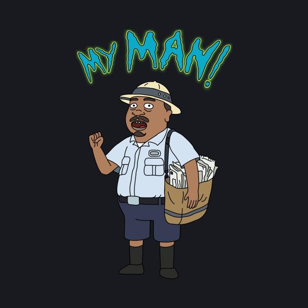 MY MAN!
