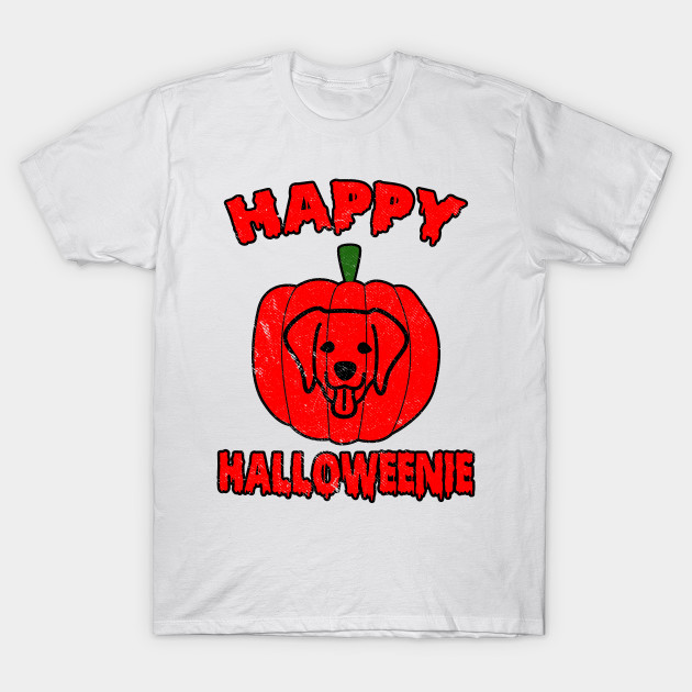 Happy Halloweenie T-Shirt-TOZ