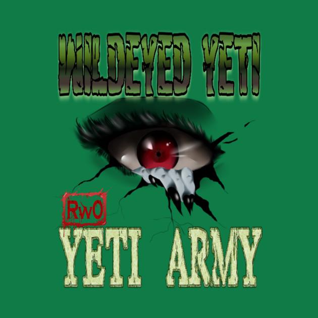 Wildeyed Yeti