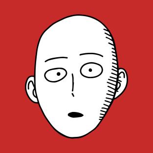 Saitama - one punch man t-shirts