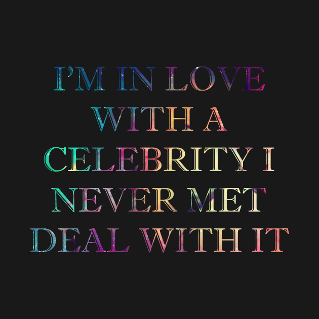 In Love With A Celebrity