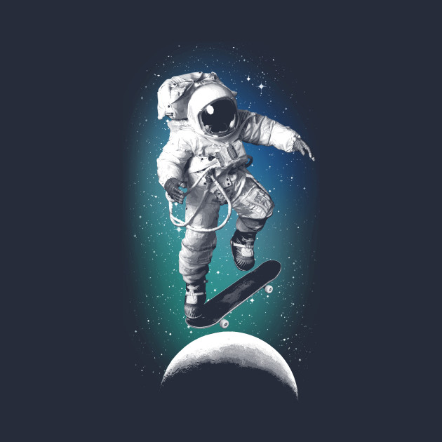 astronaut design - photo #2
