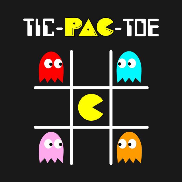 Tic-Pac-Toe