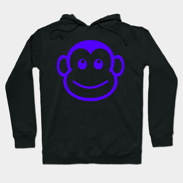 545843831 LIMITED EDITION. Exclusive Funny Monkey Face Simple Path - Funny ...