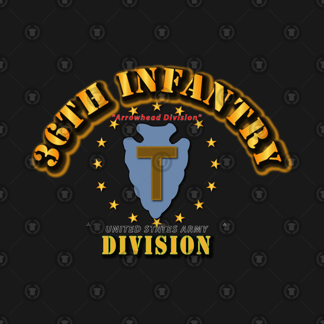 36th Infantry Division -Arrowhead Division