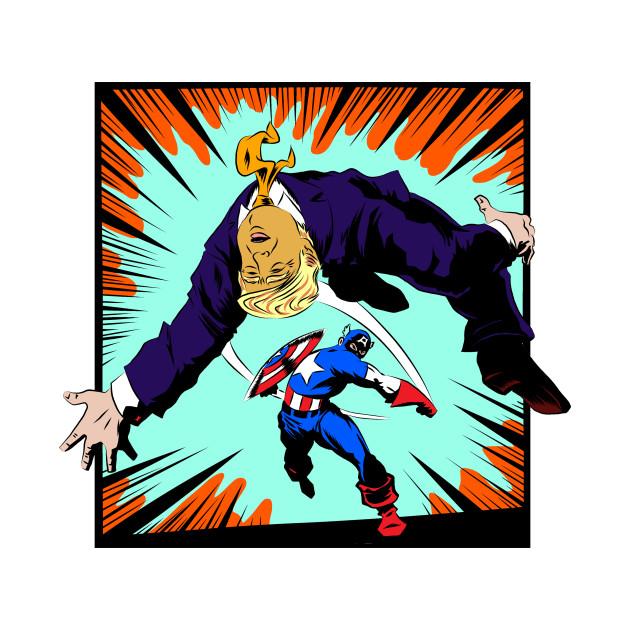 Cap vs. Trump