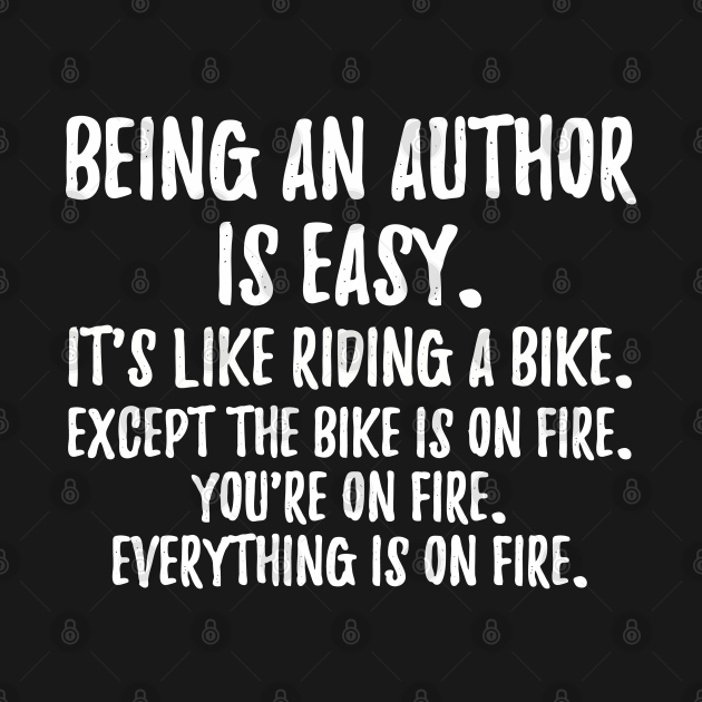 Being an Author
