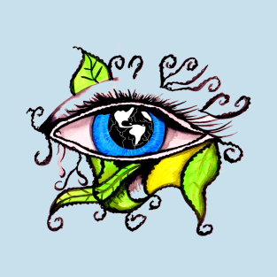 39d355bda Eye T-Shirts | TeePublic