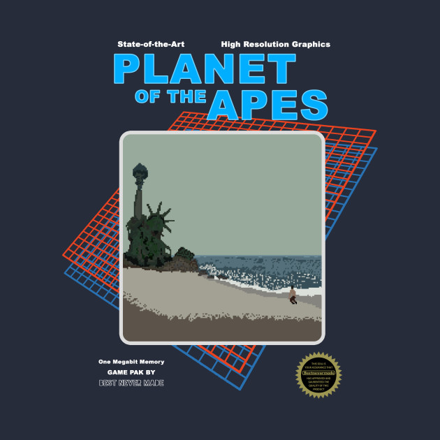 Planet of the Apes - Lost Video Game Series