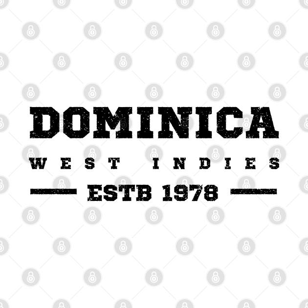 Dominica Estb 1978 West Indies