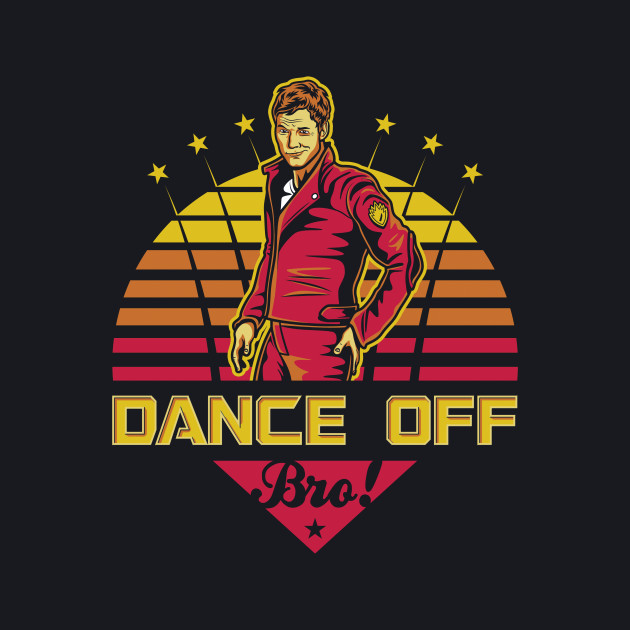 Dance Off Bro!