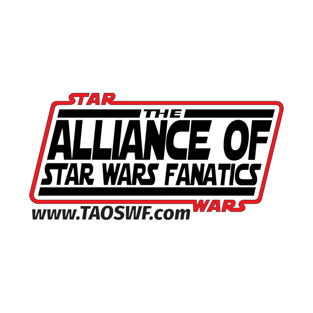 TAOSWF LIGHT SIDE- The Alliance of Star Wars Fanatics Standard Shirt