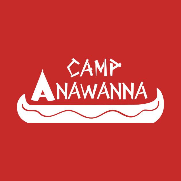 Camp Anawanna (White)